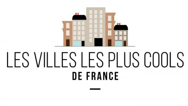 Le classement des villes les plus cools de France