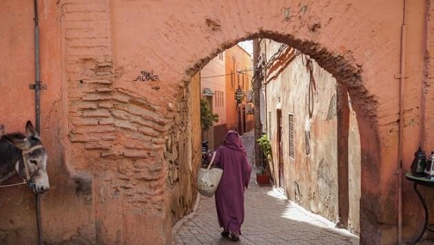 Visite du Marrakech historique à pied