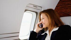 appareils électroniques interdits en avion
