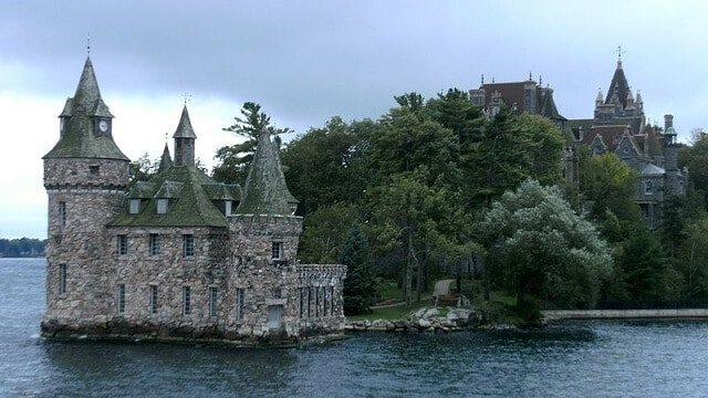 Boldt Castle, 1000 îles, Kingston, Ontario