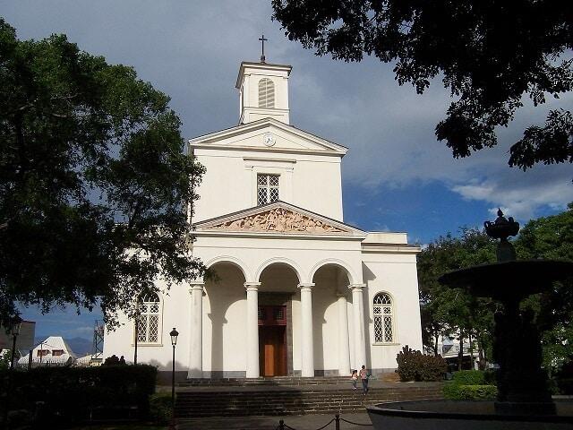 Cathédrale Saint-Denis, La Réunion