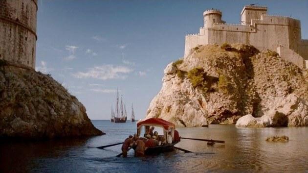Visitez la Croatie à travers les lieux de tournage de Game of Thrones