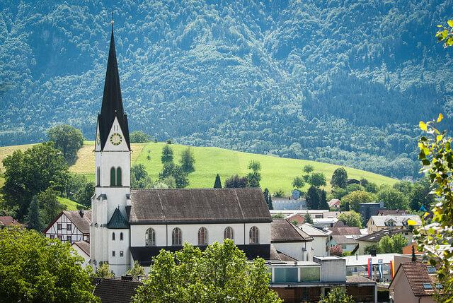 Liechtenstein, petit pays