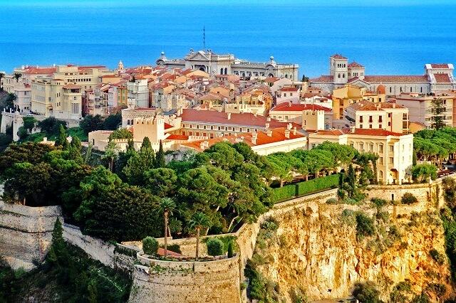 Monaco, petit pays