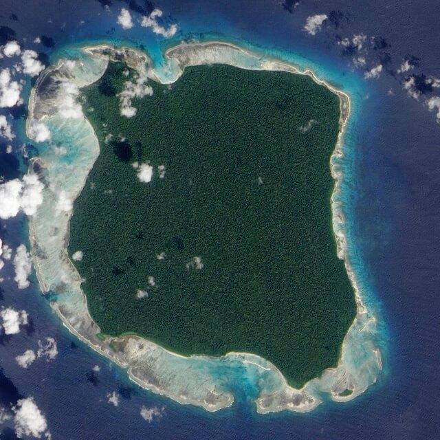 North Sentinel, île dangereuse