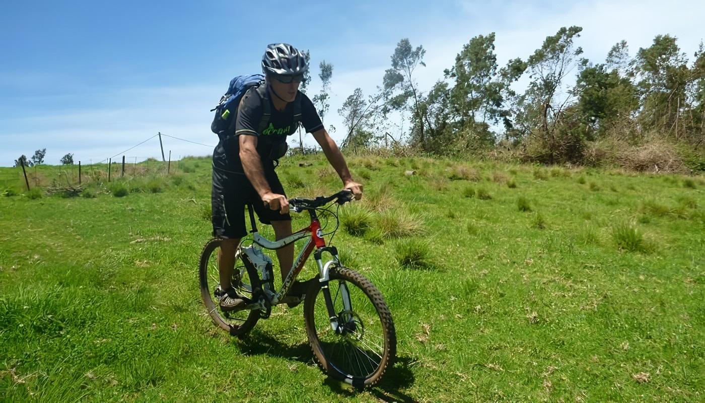 Partez en randonnée VTT à La Réunion