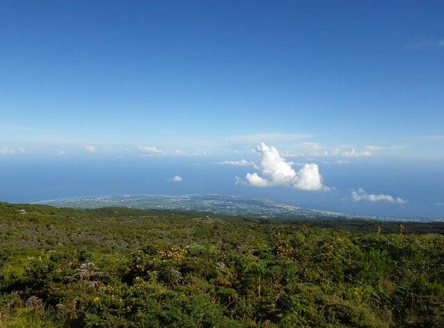 rando vtt, La Réunion