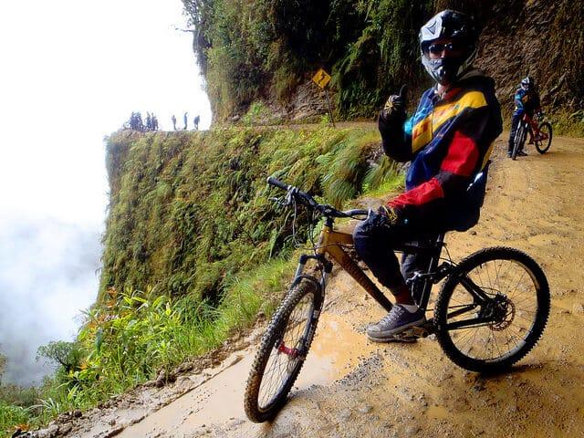 Route de la Mort, Bolivie, La Paz