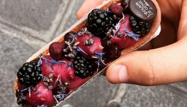 Desserted In Paris: les desserts parisiens en photographies
