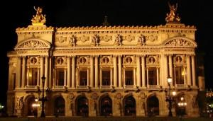 visite de l'Opera Garnier après fermeture