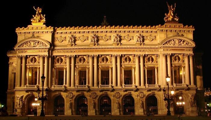 Visite de l'Opéra Garnier et ses mystères après sa fermeture