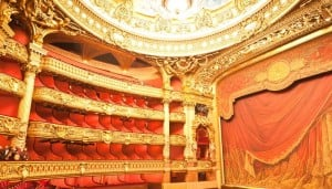 Visite guidée de l'Opéra Garnier
