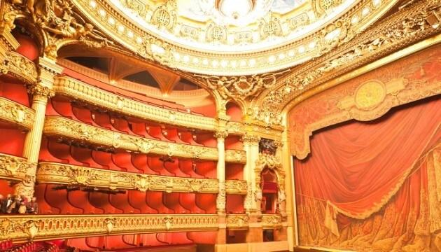 Visite guidée de l'Opéra Garnier à Paris