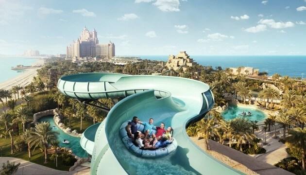 Aquaventure, Dubai