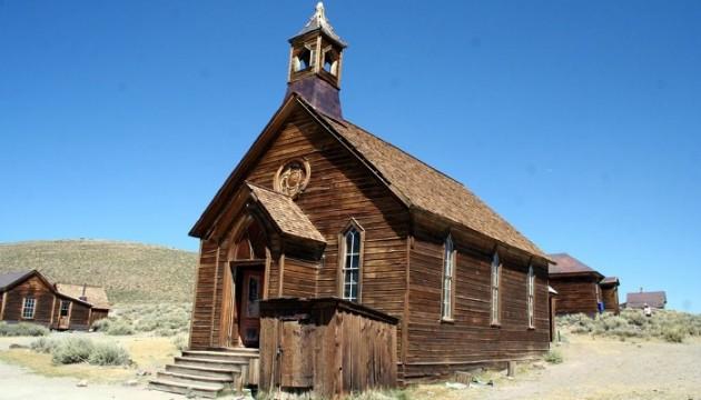 Bodie, ville fantôme Californienne créée par la ruée vers l'or