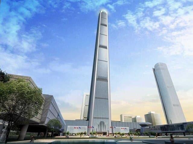 CTF Finance Centre, Chine, Guangzhou