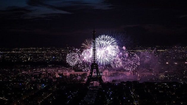 10 façons de passer un Nouvel An inoubliable