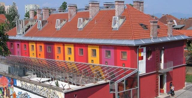 prison Hostel Celica, Ljubjana