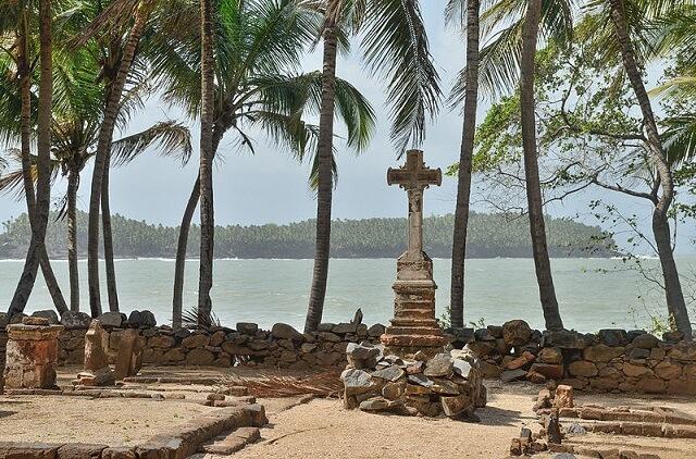 prison, île du Diable, Guyane Française