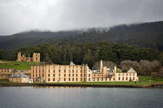 Prison, Port Arthur, Tasmanie