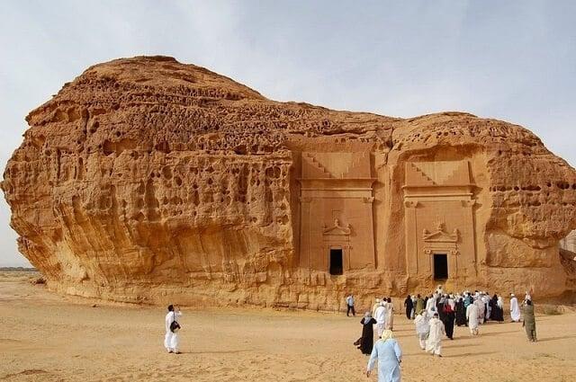 Madâin Sâlih, Arabie Saoudite