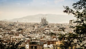 Sagrada Familia, chantier, travaux, Barcelone