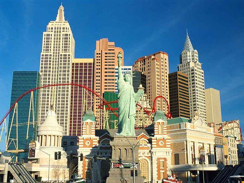 Las Vegas, hotel New York-New York