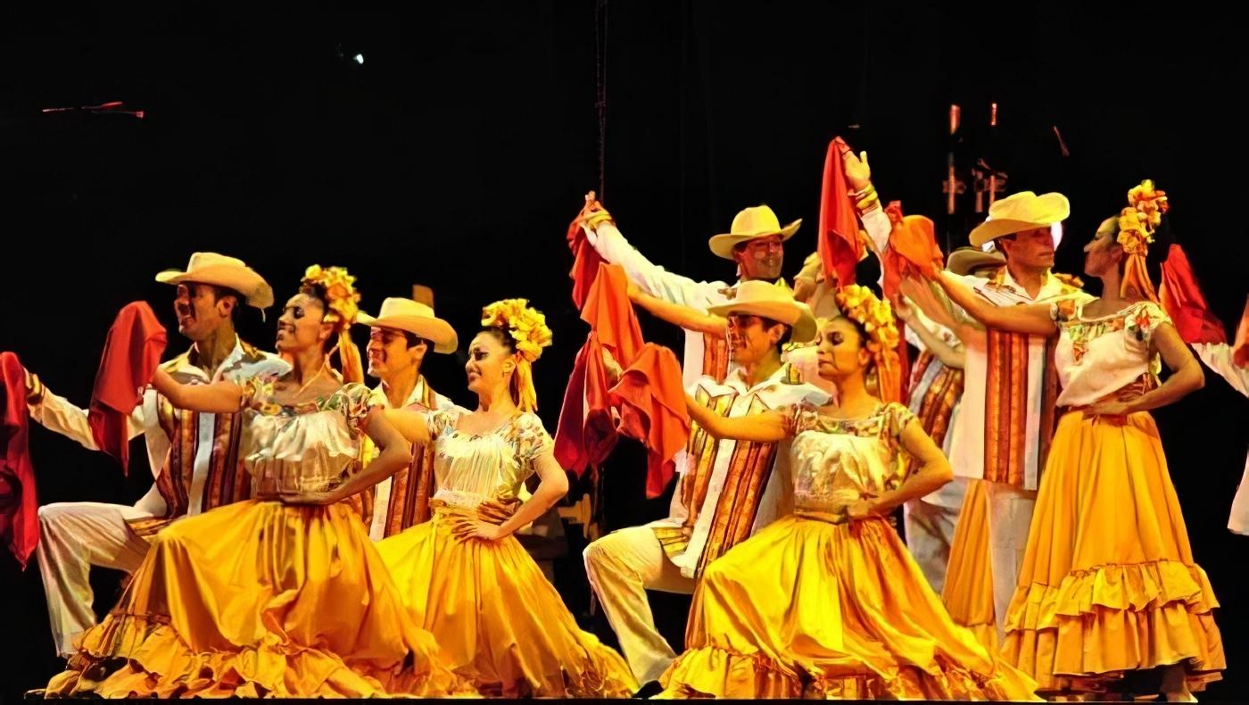 ballet folklorique de Mexico
