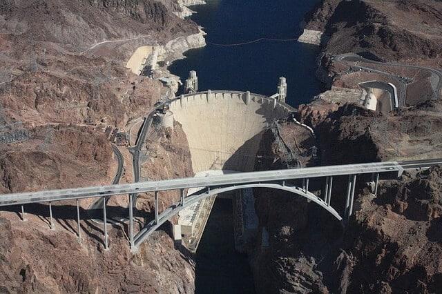 barrage Hoover, Las Vegas