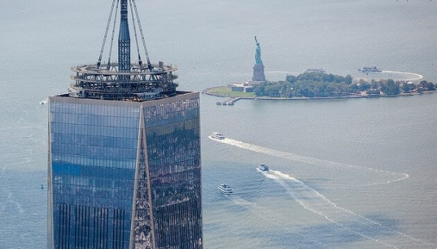Billet pour la tour One World et mémorial du 11 Septembre à New York