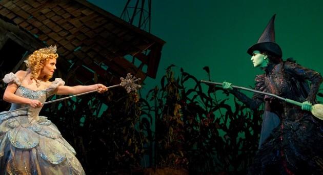 Billets pour voir la comédie musicale Wicked à Broadway