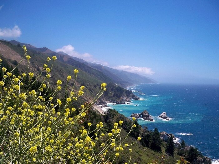 California State Route 1, Big Sur