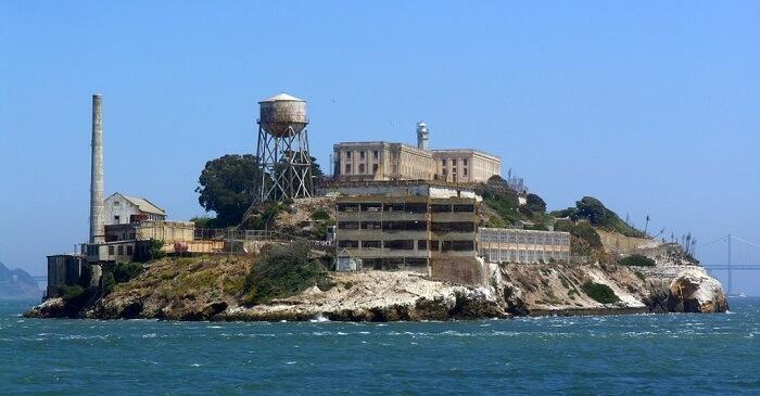 California State Route 1, Prison d'Alcatraz