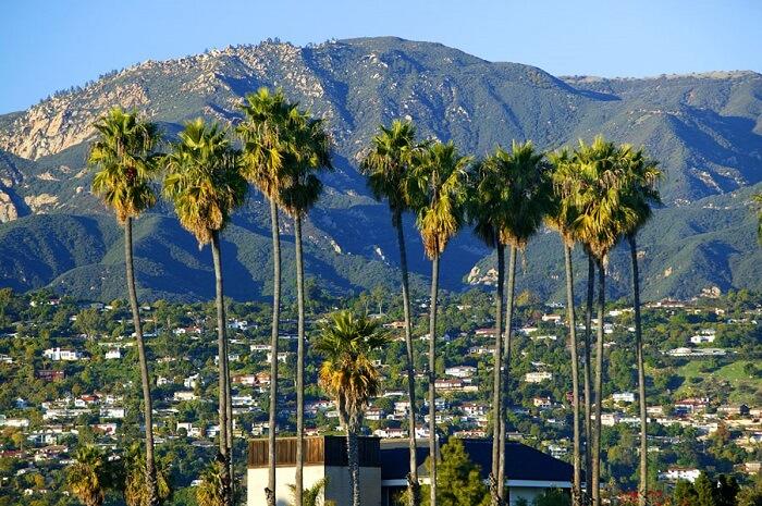 California State Route 1, Santa Barbara Riviera