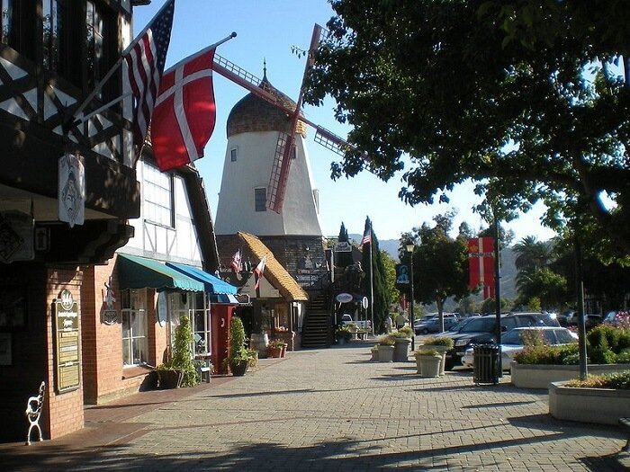 California State Route 1, Solvang