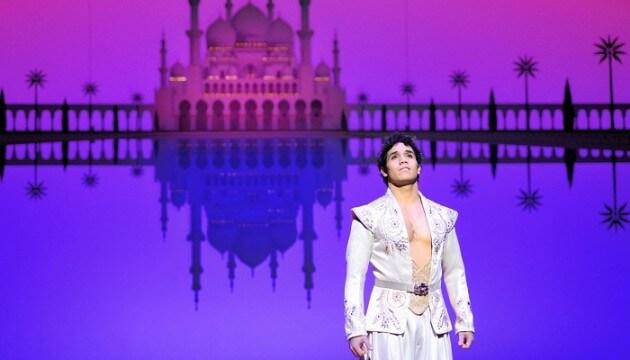 Billets pour voir la comédie musicale Aladdin à Broadway