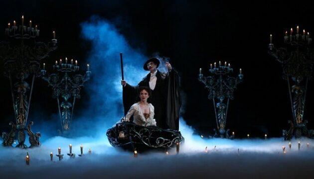 Billets pour voir la comédie musicale du Fantôme de l'Opéra à Broadway