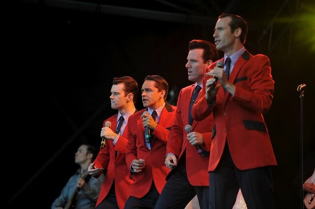 comédie musicale Jersey Boys, Broadway
