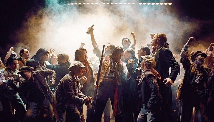 comédie musicale Les Misérables, Broadway