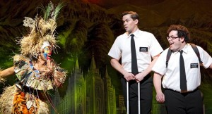 Comédie musicale The Book of Mormon, Broadway