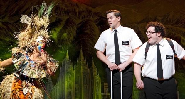 Billets pour voir la comédie musicale The Book of Mormon à Broadway