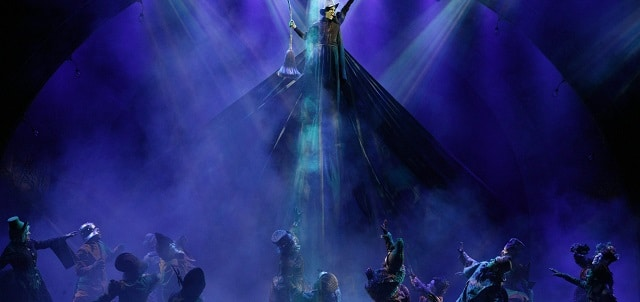 comedie musicale Wicked, Broadway