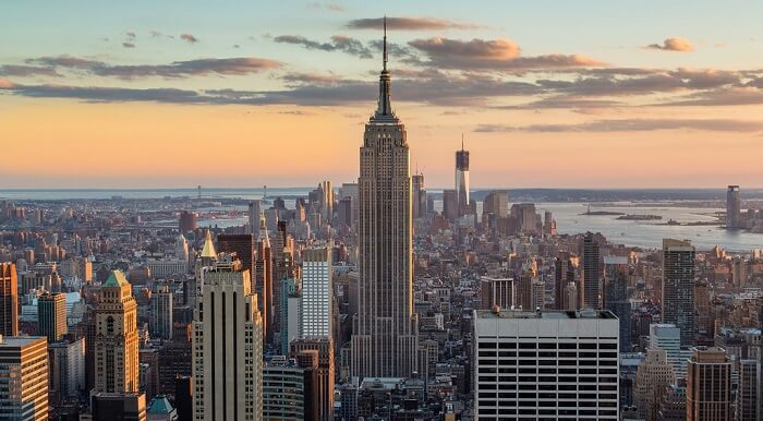 Empire State Building, New York, visite
