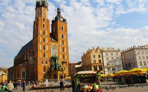 Toutes les activités à faire à Cracovie