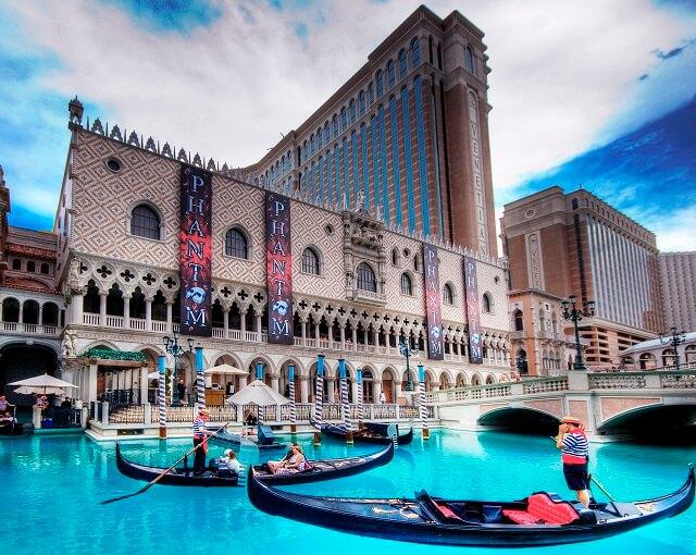 Gondoles de Venise, Venetian, Las Vegas