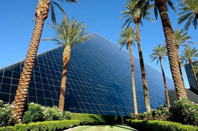Hotel Luxor, Casino Las Vegas