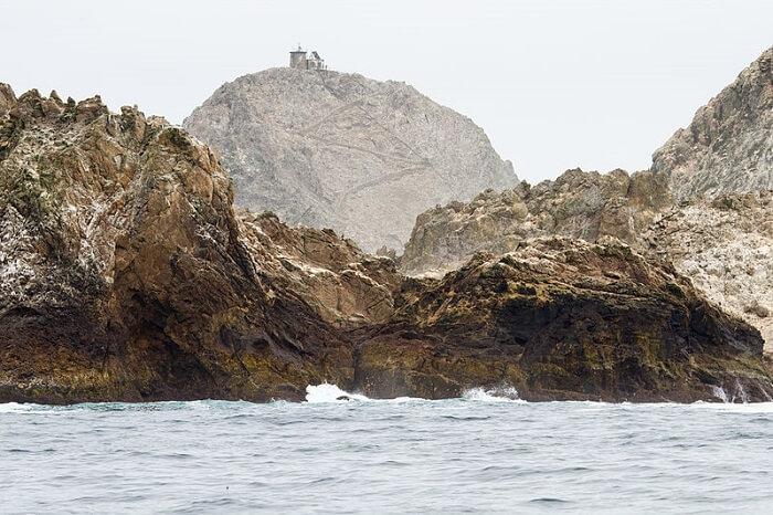 iles Farallon, îles dangereuses