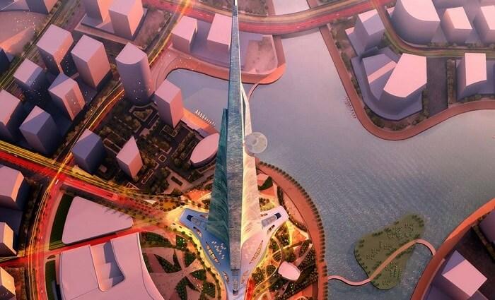 La tour la plus haute du monde mesurera 1 kilomètre