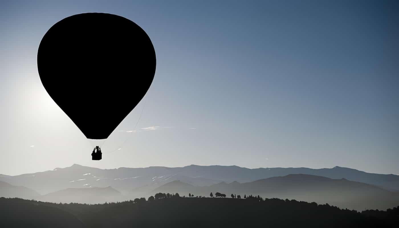 Mexico, balade en montgolfière au-dessus des pyramides de Teotihuacan