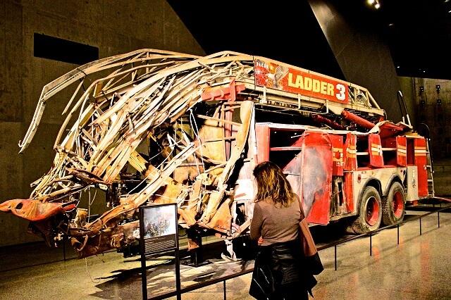 musée 11 Septembre, New-York